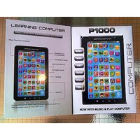 Return Gift - Pack Of 10 P1000 Kids Educational Learning Tablet Computer Toy Gift Children Toy