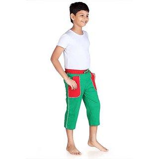 Dongli Fashion Capri Green