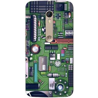 G.store Hard Back Case Cover For Motorola Moto X Style