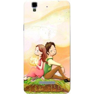 G.store Hard Back Case Cover For Micromax Yu Yureka Plus