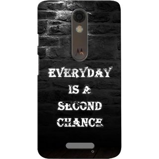 G.store Hard Back Case Cover For Motorola Moto X Force