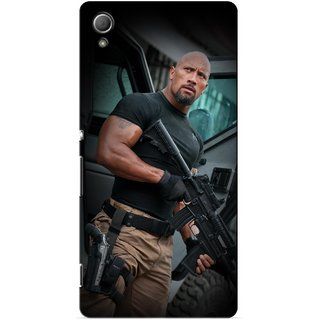 G.store Hard Back Case Cover For Sony Xperia Z4