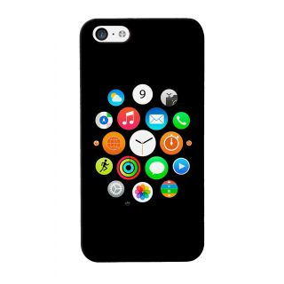 G.store Hard Back Case Cover For Apple iPhone 5s