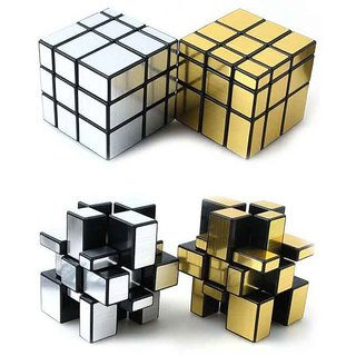 Buy COMBO Fast And Smooth Rubik's Speed Cube + Mirror Magic Cube