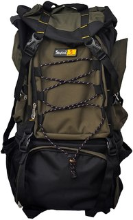 dd47a71fdc0f Skyline Hiking Trekking Traveling Camping Backpack Bag Rucksack Unisex Bag  With Warranty-