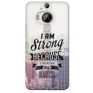 G.store Hard Back Case Cover For HTC One M9 Plus