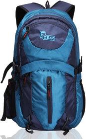 F Gear Ops 30 Liters Travel Backpack(Navy Aqua Blue)