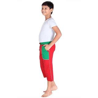 Dongli Fashion Capri Red