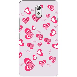 G.store Hard Back Case Cover For Lenovo Vibe P1m