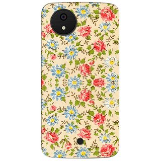 G.store Hard Back Case Cover For Micromax Canvas A1