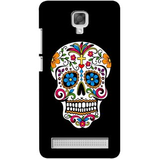 G.store Hard Back Case Cover For Micromax Bolt Q338