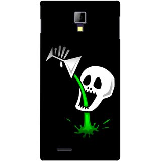 G.store Hard Back Case Cover For Micromax Canvas Xpress A99