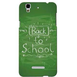 G.store Hard Back Case Cover For Micromax YU Yureka