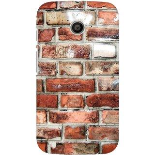 G.store Hard Back Case Cover For Motorola Moto E