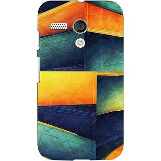 G.store Hard Back Case Cover For Motorola Moto G