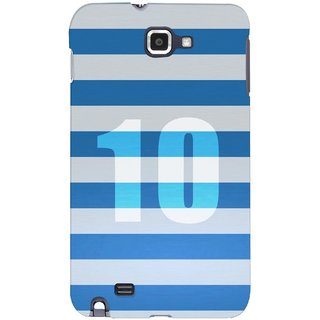 G.store Hard Back Case Cover For Samsung Galaxy Note 1