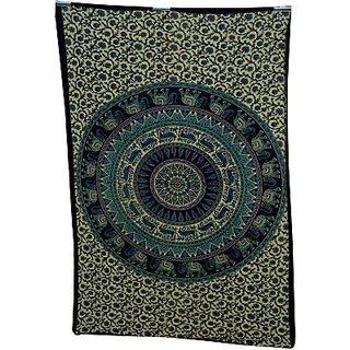 Anku Appu Textiles Mandala bedsheets