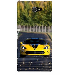 G.store Hard Back Case Cover For Sony Xperia M2