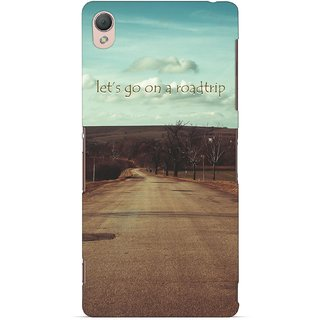 G.store Hard Back Case Cover For Sony Xperia Z3
