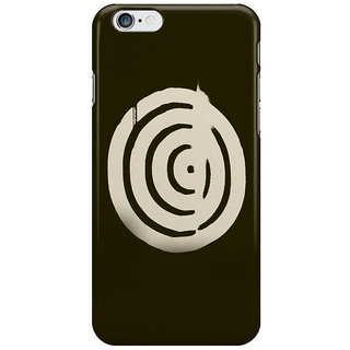 Dreambolic Mnemonic 3 Run Into Happiness I Phone 6 Plus Mobile Cover