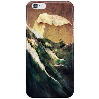 Dreambolic Moby Dick I Phone 6 Plus Mobile Cover