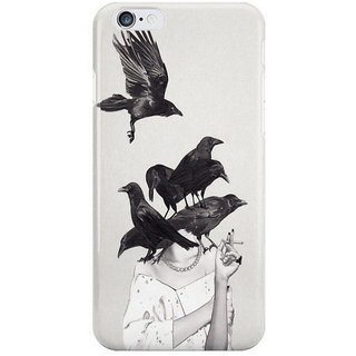 Dreambolic Neither Poor Nor Innocent I Phone 6 Plus Mobile Cover