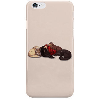 Dreambolic Pack Pile I Phone 6 Plus Mobile Cover