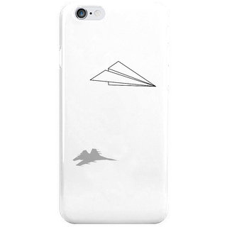 Dreambolic Paper Airplane Dreams I Phone 6 Plus Mobile Cover