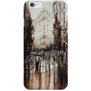 Dreambolic Paris Painting I Phone 6 Plus Mobile Cover