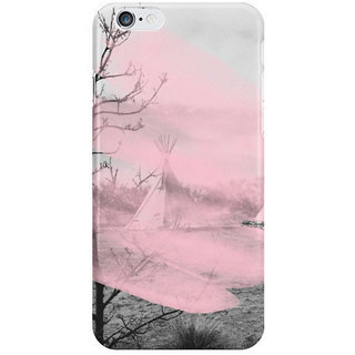 Dreambolic Pink Texas Marfa I Phone 6 Plus Mobile Cover