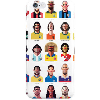 Dreambolic Playmakers I Phone 6 Plus Mobile Cover