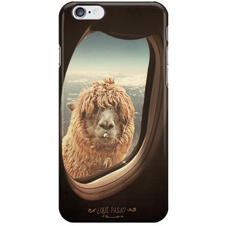 Dreambolic Qu Pasa I Phone 6 Plus Mobile Cover