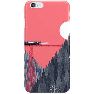 Dreambolic Railroad Bridge I Phone 6 Plus Mobile Cover