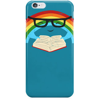 Dreambolic Reading Rainbow I Phone 6 Plus Mobile Cover