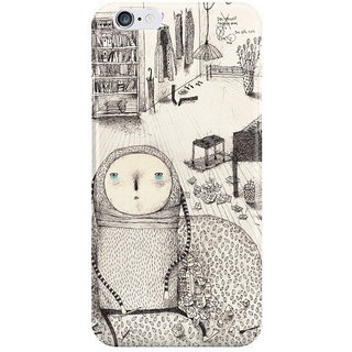 Dreambolic Reality I Phone 6 Plus Mobile Cover