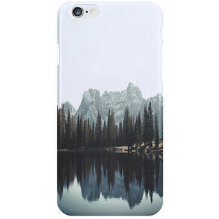 Dreambolic Reflections In The Dolomites I Phone 6 Plus Mobile Cover