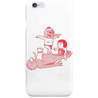 Dreambolic Sleeping I Phone 6 Plus Mobile Cover