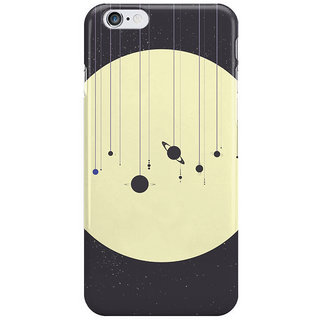 Dreambolic Solar System I Phone 6 Plus Mobile Cover