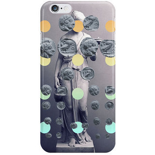 Dreambolic Statue With A Dot Gradient I Phone 6 Plus Mobile Cover