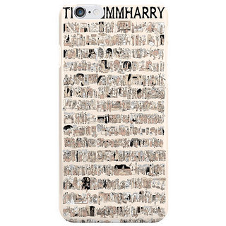 Dreambolic The Summharry I Phone 6 Plus Mobile Cover