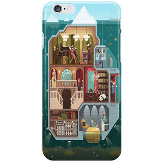 Dreambolic The Tip Of The Iceberg I Phone 6 Plus Mobile Cover