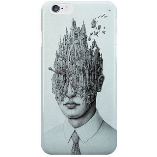 Dreambolic The Town Of Thoughts I Phone 6 Plus Mobile Cover