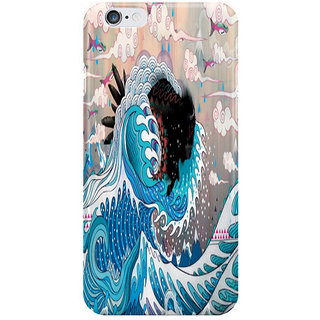 Dreambolic The Unstoppabull Force I Phone 6 Plus Mobile Cover