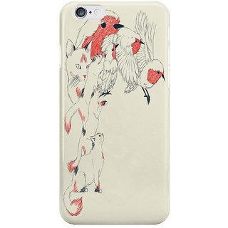 Dreambolic Non Wind Up Robin I Phone 6 Plus Mobile Cover