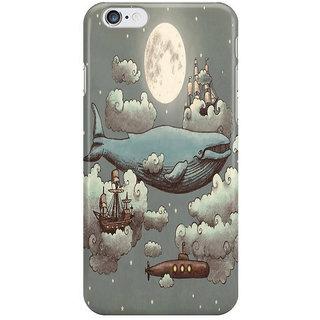 Dreambolic Ocean Meets Sky I Phone 6 Plus Mobile Cover