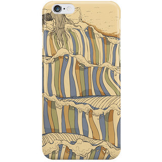 Dreambolic Ocean Of Love I Phone 6 Plus Mobile Cover