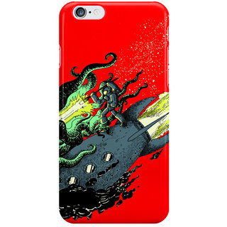 Dreambolic Ode To Joy Color I Phone 6 Plus Mobile Cover