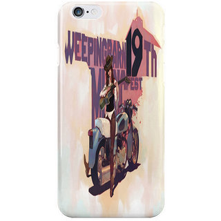 Dreambolic Oh My Barn I Phone 6 Plus Mobile Cover