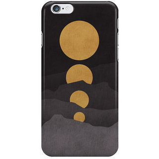 Dreambolic Rise Of The Golden Moon I Phone 6 Plus Mobile Cover