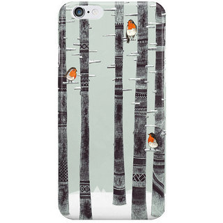 Dreambolic Robin Trees I Phone 6 Plus Mobile Cover
